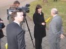 Besuch Ministerpräsident Beckstein 2008