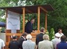 Spatenstich Innenminister Herrmann 2010
